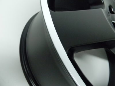 Felgi Gubański - felga czarna matowa